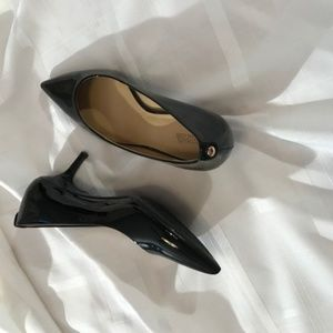 Michael Kors Patent Leather Pumps; Like New!